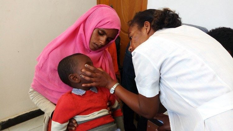 مرض غامض باثيوبيا هل هو معدي